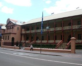 Parliament House - Mackay Tourism