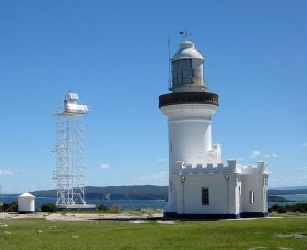 Point Perpendicular Lighthouse and Lookout - Mackay Tourism