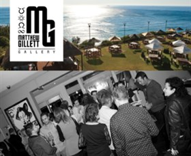 Matthew Gillett Gallery at Scarborough Hotel - Mackay Tourism
