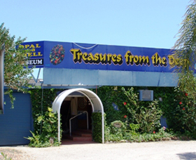 Treasures from the Deep - Opal and Shell Museum - Mackay Tourism