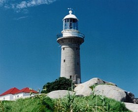 Montague Island Lighthouse - Mackay Tourism
