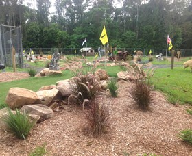 The Cove Miniature Golf Course - Mackay Tourism