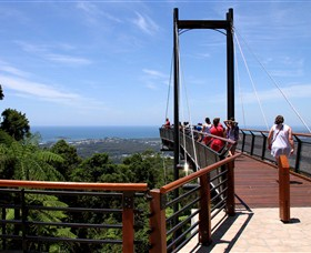Sealy Lookout - Mackay Tourism