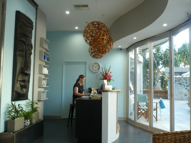 OmSari Spa - Mackay Tourism
