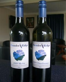 Thunder Ridge Wines - Mackay Tourism