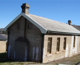 The Old Gundagai Gaol - Mackay Tourism