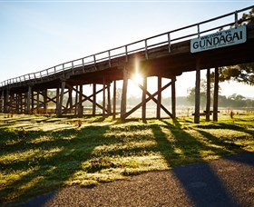 Historic Bridges of Gundagai - Mackay Tourism