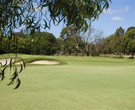 Curlewis Golf Club - Mackay Tourism