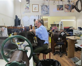 Lindsay Miller Saddlery and Harness - Mackay Tourism