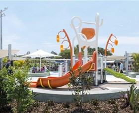Gladstone Aquatic Centre - Mackay Tourism
