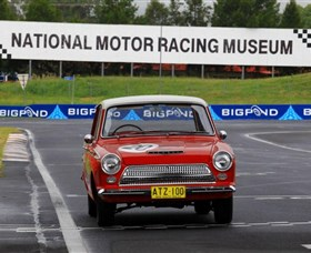 National Motor Racing Museum - Mackay Tourism