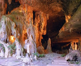 Abercrombie Caves - Mackay Tourism