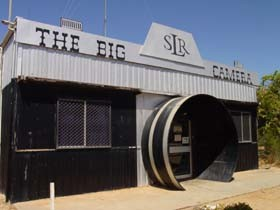 The Big Camera - Photographic Museum - Mackay Tourism