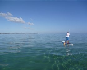 Peninsula Stand Up Paddle - Mackay Tourism