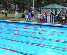 Yass Olympic Swimming Pool - Mackay Tourism