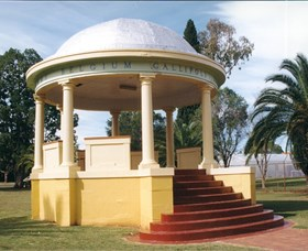 Kingaroy Soldiers Memorial Rotunda - Mackay Tourism