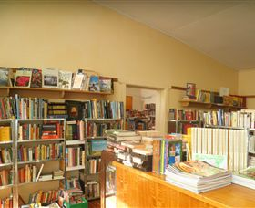 Corryong Browsers Bookshop - Mackay Tourism