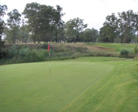 Muswellbrook Golf Club - Mackay Tourism