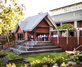 Hollydene Estate Wines and Vines Restaurant - Mackay Tourism