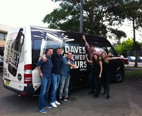 Daves Brewery Tours - Mackay Tourism