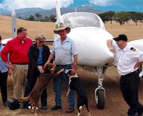 Australia By Air - Mackay Tourism