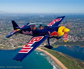 Red Baron Adventure Flights - Mackay Tourism