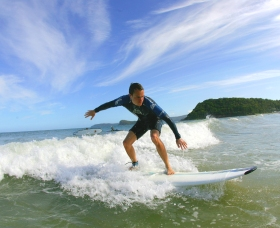 Central Coast Surf School - Mackay Tourism