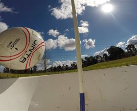 Footgolf Werrington - Mackay Tourism