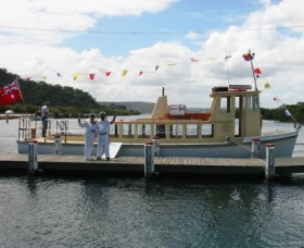 Central Coast Ferries - Mackay Tourism