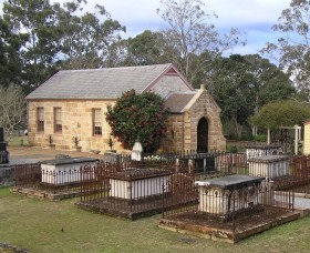 Ebenezer Church - Mackay Tourism