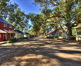 The Australiana Pioneer Village Ltd - Mackay Tourism
