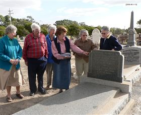 Wentworth Cemetery - Mackay Tourism