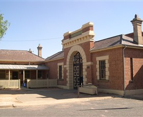 Old Wentworth Gaol - Mackay Tourism