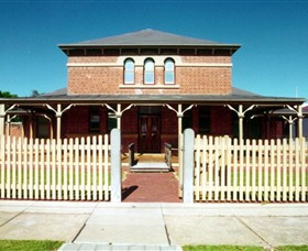 Wentworth Courthouse - Mackay Tourism