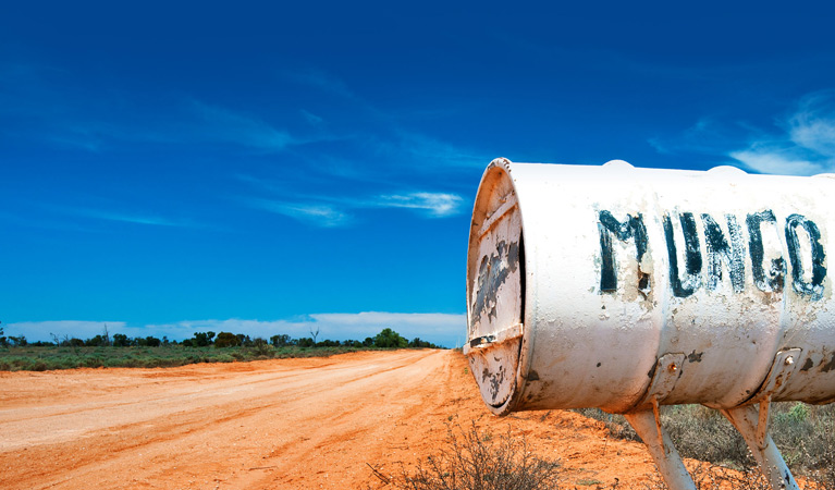 Mungo National Park - Mackay Tourism