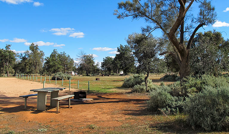 Vigars Well picnic area - Mackay Tourism