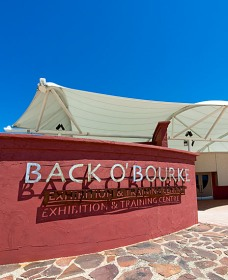 Back O Bourke Exhibition Centre - Mackay Tourism
