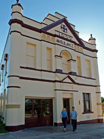 Historic Ambulance Centre - Mackay Tourism