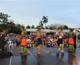 Darwin Community Arts - Mackay Tourism