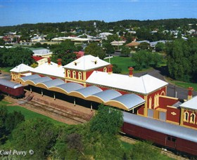 DUNERA  MUSEUM - Hay Internment and Prisoner of War Camps Interpretive Centre - Mackay Tourism