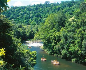 Tully Gorge National Park - Mackay Tourism