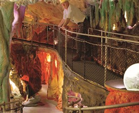 The Crystal Caves - Mackay Tourism