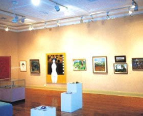 Griffith Regional Art Gallery - Mackay Tourism