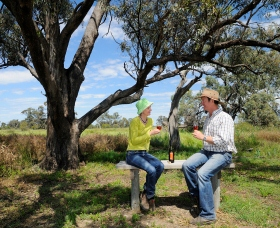 Restdown Wines and Walking Trail - Mackay Tourism