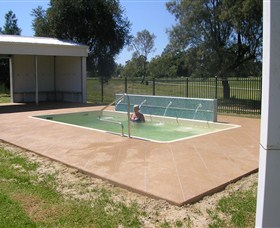 Mungindi Hot Pool - Mackay Tourism