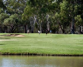Deniliquin Golf Club - Mackay Tourism