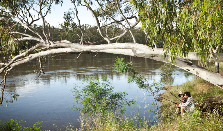Murray Valley National Park - Mackay Tourism