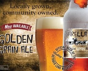 Barellan Beer - Community Owned Locally Grown Beer - Mackay Tourism