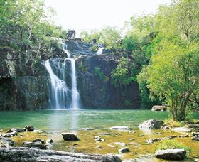 Cedar Creek Falls - Mackay Tourism
