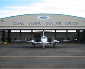 Royal Flying Doctor Service Dubbo Base Education Centre Dubbo - Mackay Tourism
